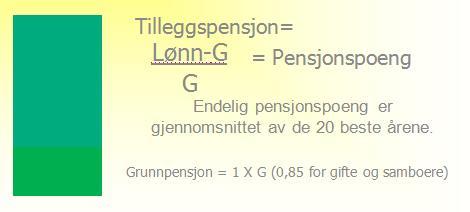 ill pensjon folketrygden